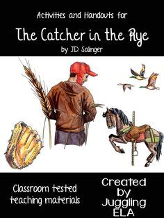 The catcher in the rye critical lens essay
